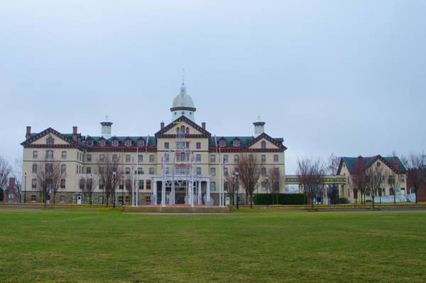 Photograph - Widener University - Chester Pa - Old Main by Bill Cannon