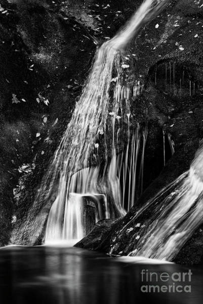 Photograph - Widows Creek Falls V by Patrick M Lynch