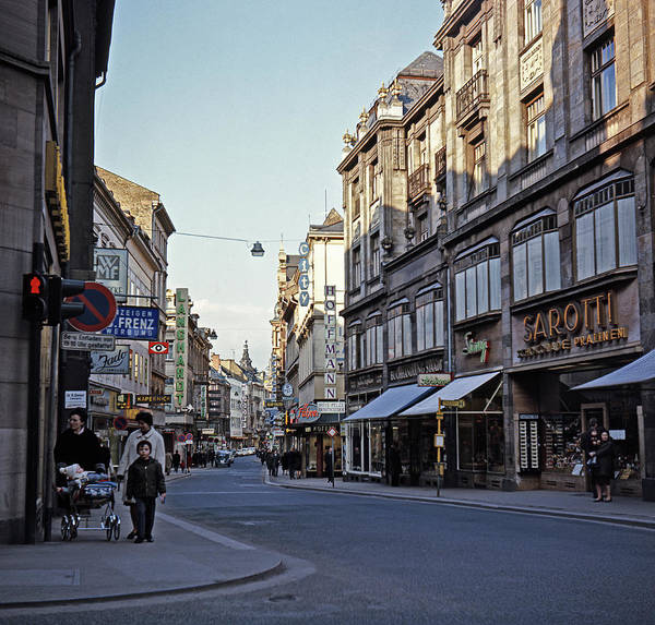 Photograph - Wiesbaden 1 by Lee Santa