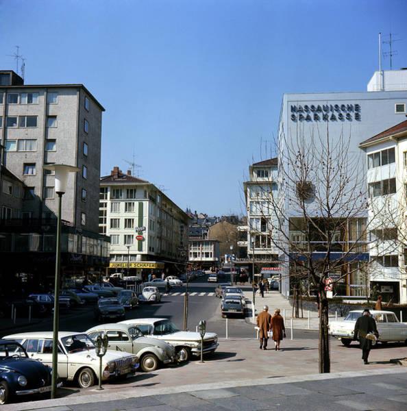 Photograph - Wiesbaden 2 by Lee Santa