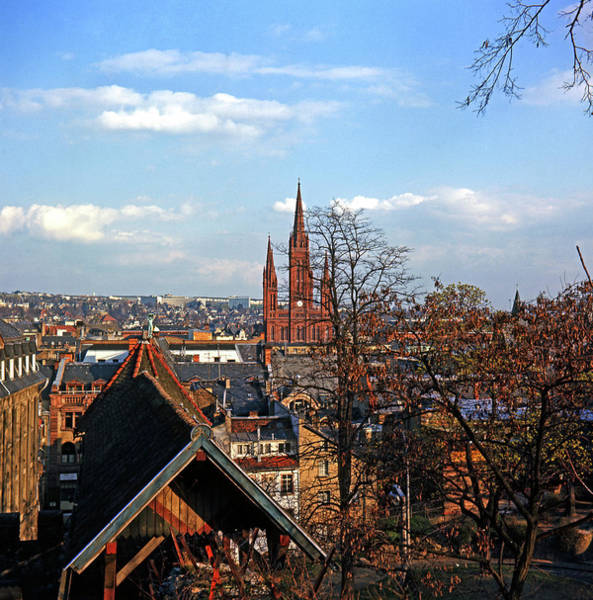 Photograph - Wiesbaden 3 by Lee Santa