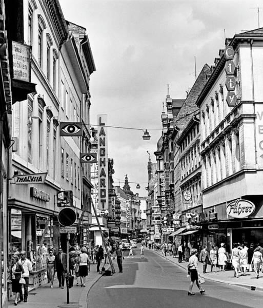 Photograph - Wiesbaden 4 by Lee Santa