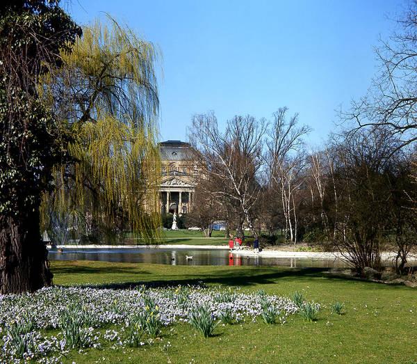 Photograph - Wiesbaden Germany by Lee Santa