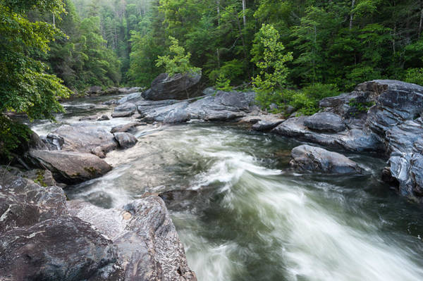 Mark Iv Wall Art - Photograph - Wild And Scenic Chattooga River Blue Ridge Mountains by Mark VanDyke