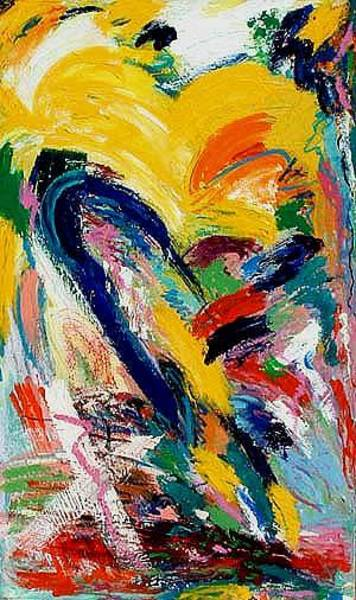 Painting - Wild At Heart by Banning Lary