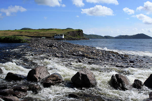 Photograph - Wild Atlantic Way, Waterville, County Kerry by Aidan Moran