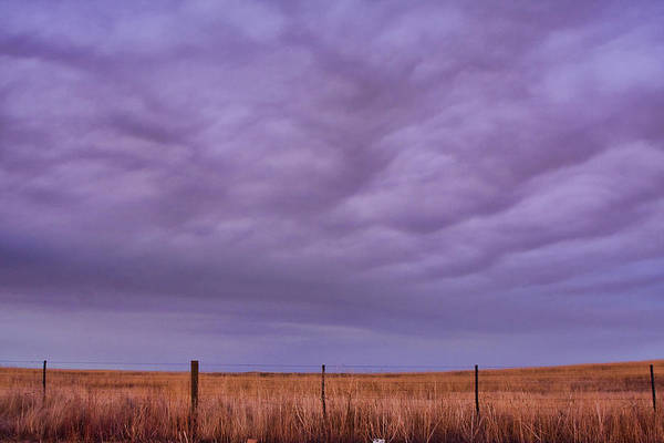 Photograph - Wild Country Sky by James BO Insogna