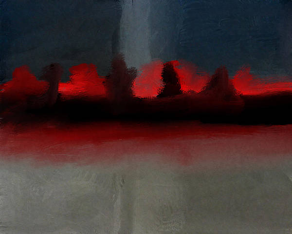 Digital Art - Wild Fire by Eduardo Tavares