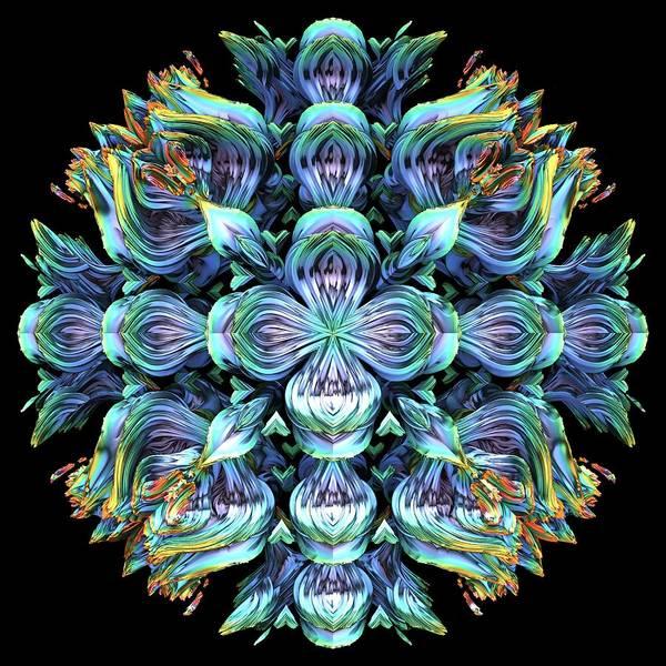 Wall Art - Digital Art - Wild Flower by Lyle Hatch