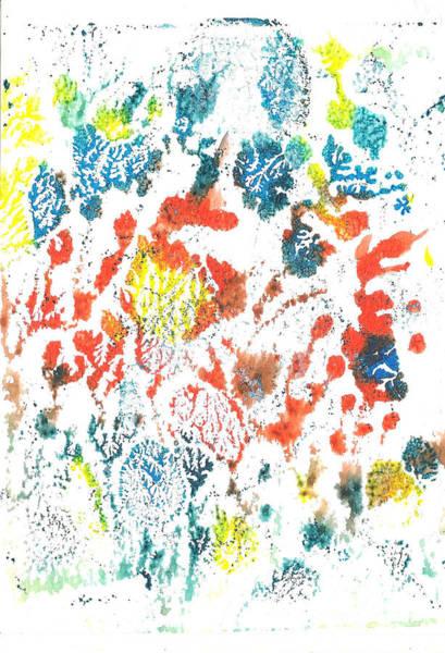 Painting - Wild Flowers 1 by Asha Sudhaker Shenoy