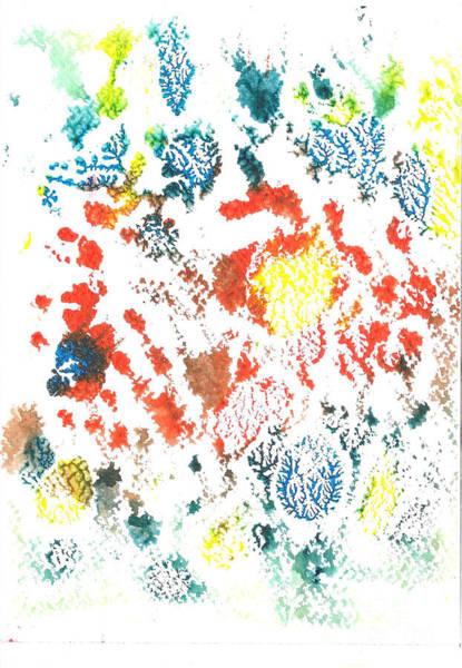 Painting - Wild Flowers 2 by Asha Sudhaker Shenoy