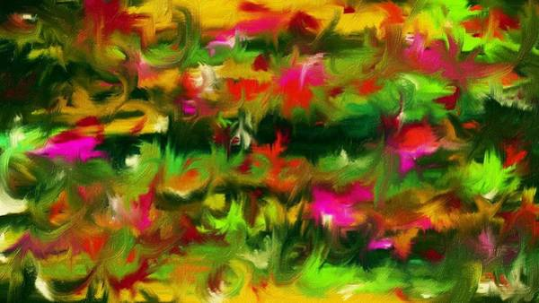 Painting - Wild Flowers  by Mhiss Little