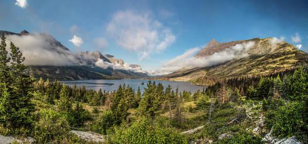 Photograph - Wild Goose Island Glacier National Park  by John McGraw