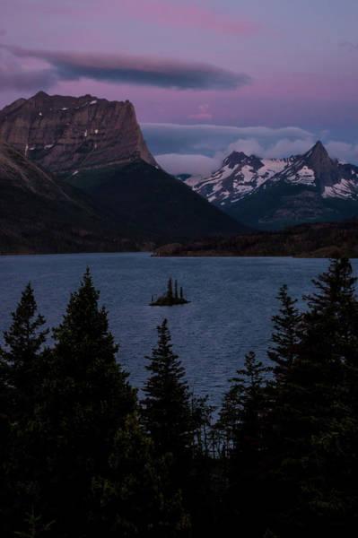 Photograph - Wild Goose Island Morning by Jedediah Hohf