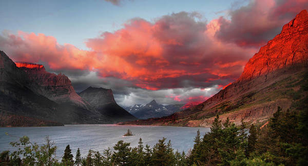 Photograph - Wild Goose Island by Ronnie and Frances Howard