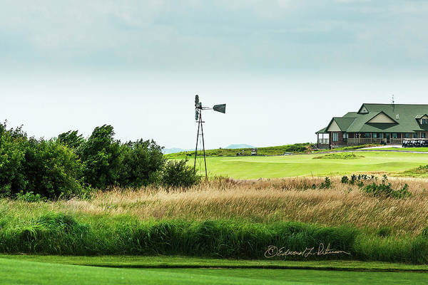 Photograph - Wild Horse Golf Club by Edward Peterson