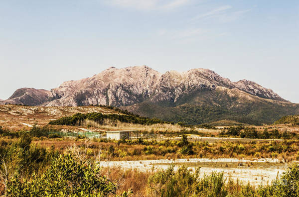 Urban Nature Photograph - Wild Mountain Range by Jorgo Photography - Wall Art Gallery