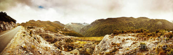 Wall Art - Photograph - Wild Mountain Terrain by Jorgo Photography - Wall Art Gallery