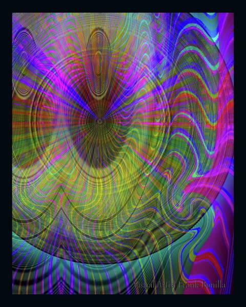 Digital Art - Wild One by Visual Artist Frank Bonilla