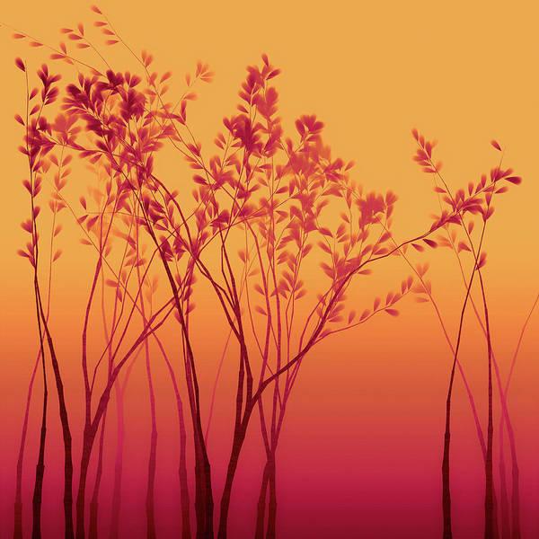 Painting - Wild Raspberry by Susan Maxwell Schmidt