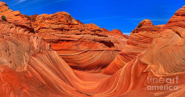 Photograph - Wild Wave Wilderness Panorama by Adam Jewell