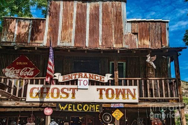Photograph - Southwest by Buddy Morrison