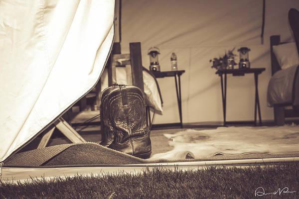 Photograph - Wild West Wears by Dennis Dempsie