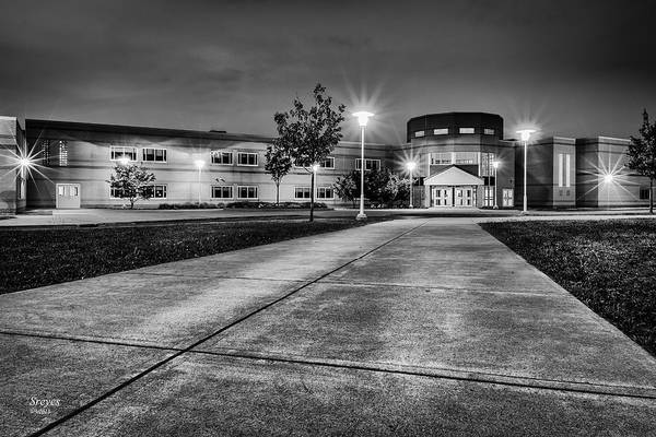 High School Photograph - Wildcat Pride by Scott Reyes