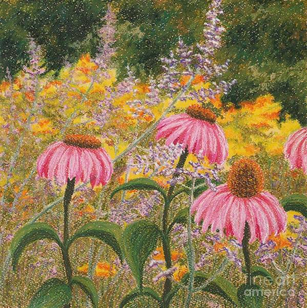Painting - Wildflowers by Lisa Bliss Rush