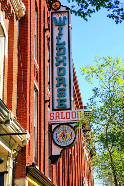 Wildhorse Saloon Wall Art - Photograph - Wildhorse Saloon Nashville by Chris Smith