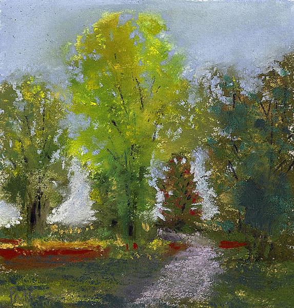 Painting - Wildlife Refuge by David Patterson