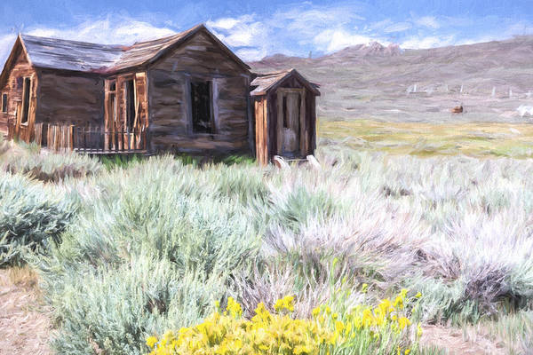 Prairie Home Digital Art - Will Exist Forever II by Jon Glaser