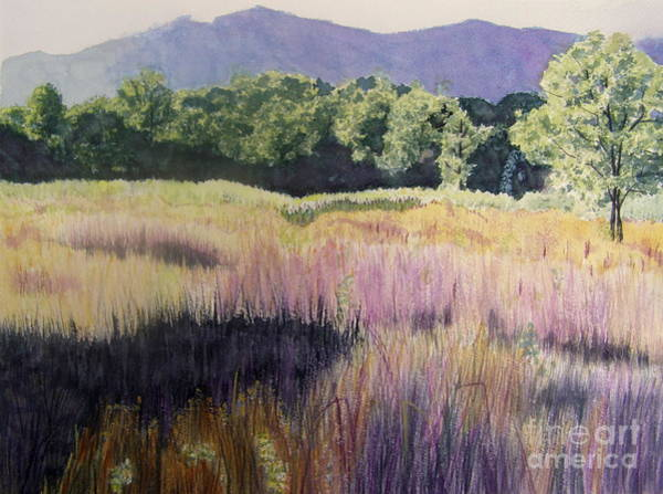 Painting - Willamette Meadow by Lynn Quinn
