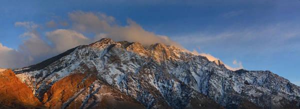Photograph - Willard Peak by David Andersen