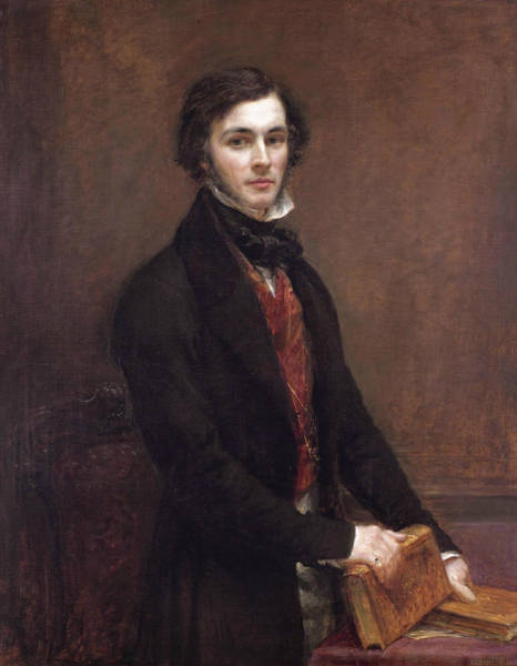 Painting - William Coningham by John Linnell