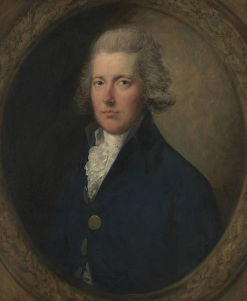 Painting - William Pitt by Thomas Gainsborough
