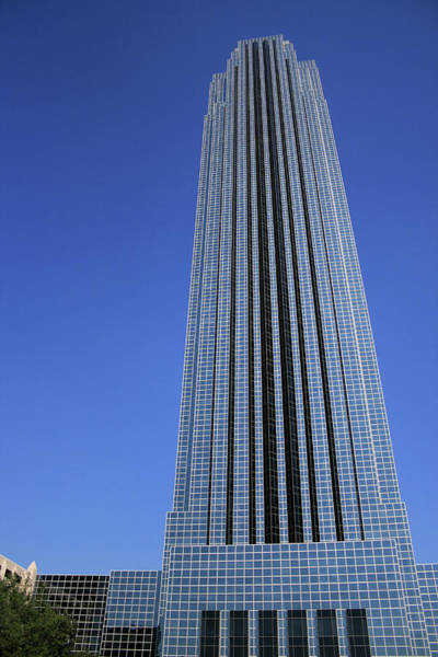 Photograph - Williams Tower In Houston, Texas by Angela Rath