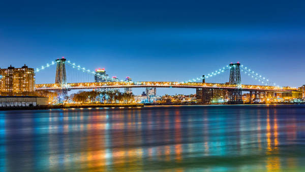 Photograph - Williamsburg Bridge by Mihai Andritoiu