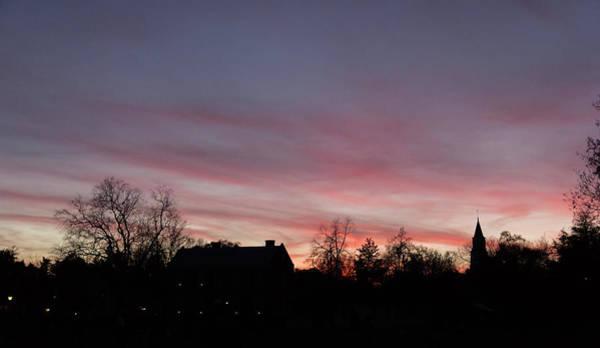 Wall Art - Photograph - Williamsburg Sunset by Teresa Mucha