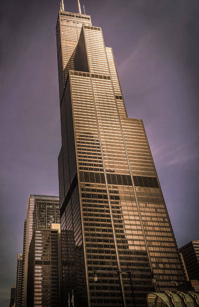 Wall Art - Photograph - Willis Tower by Art Spectrum
