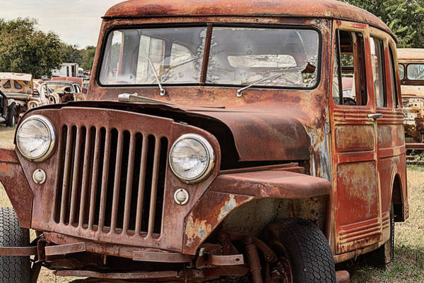 Photograph - Willys Jeep Overland  by JC Findley