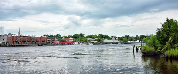 Wall Art - Photograph - Wilmington North Carolina Panorama by Brendan Reals