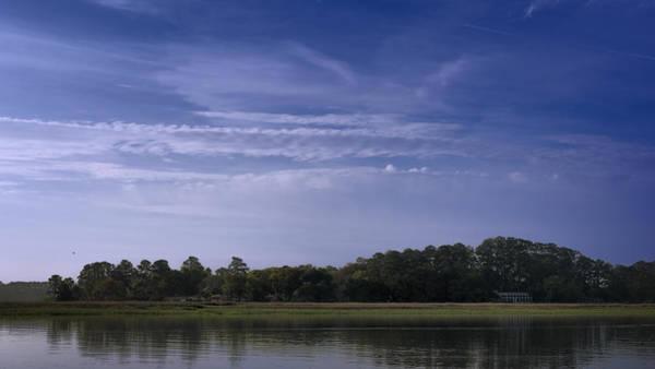 Photograph - Wilmington River Savannah Morning by Joan Carroll
