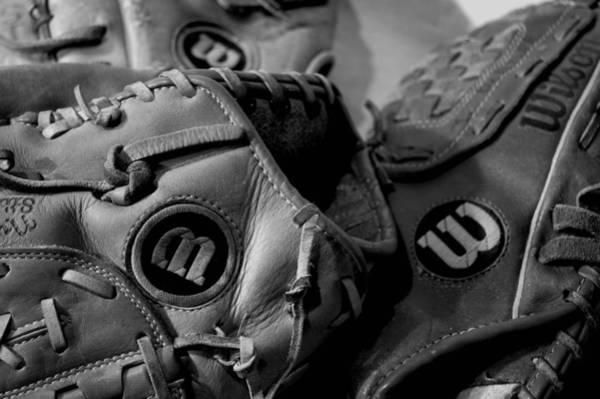 Baseballs Photograph - Wilson 3 by Jame Hayes