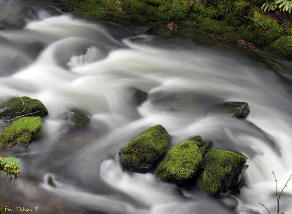 Photograph - Wilson Creek #12 by Ben Upham III