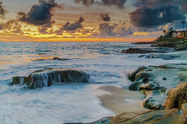 Photograph - Wind And Sea by Scott Campbell