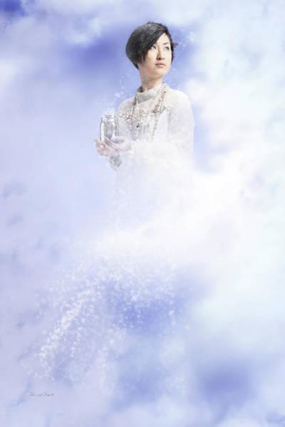 Photograph - Wind Goddess by Sharon Popek