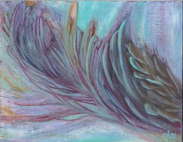 Winds Of Change Wall Art - Painting - Wind Of Change by Flora Chan