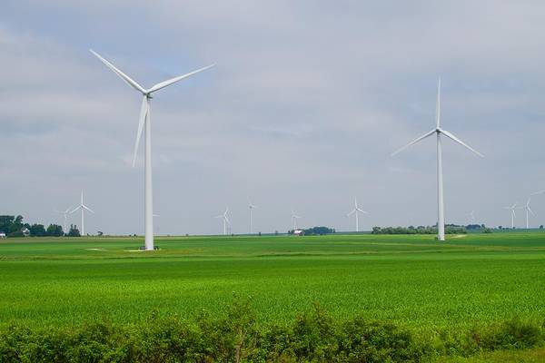 Jasmin Photograph - Wind Power by Jasmin Hrnjic