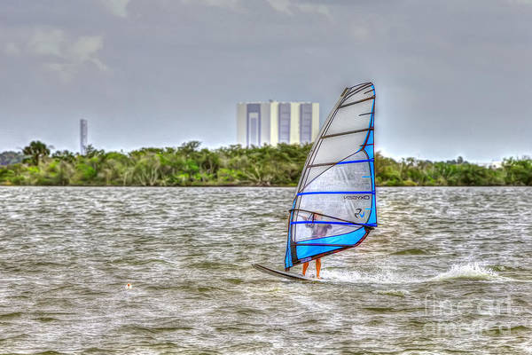 Wall Art - Photograph - Wind Surfer by Rick Mann